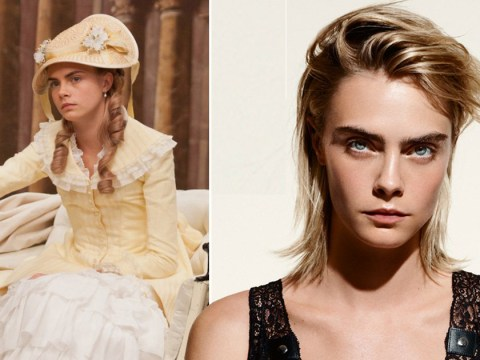 Cara Delevingne says modelling 'f**ked' her acting ability because she was 'trying to look hot' all the time