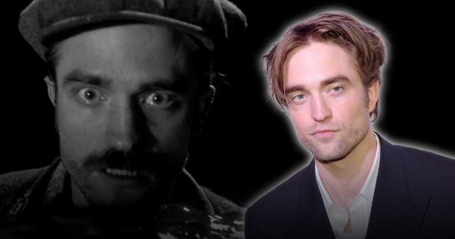 Robert Pattinson 'can't stop masturbating' in movies as he teases 'ferocious' scene in The Lighthouse