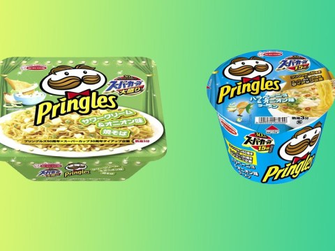 Pringles flavoured ramen noodles exist so get ready to live like a student again