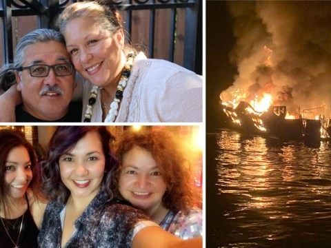 Students, teachers and families among presumed dead in California boat fire
