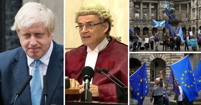Legal action to block no-deal fails as suspension of parliament ruled 'lawful' Read more: https://metro.co.uk/2019/09/04/judge-decide-suspending-parliament-legal-10683077/?ito=cbshare Twitter: https://twitter.com/MetroUK   Facebook: https://www.facebook.com/MetroUK/