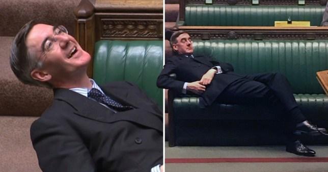 Tory rebel says Jacob-Rees Mogg's arrogance cost Boris the vote