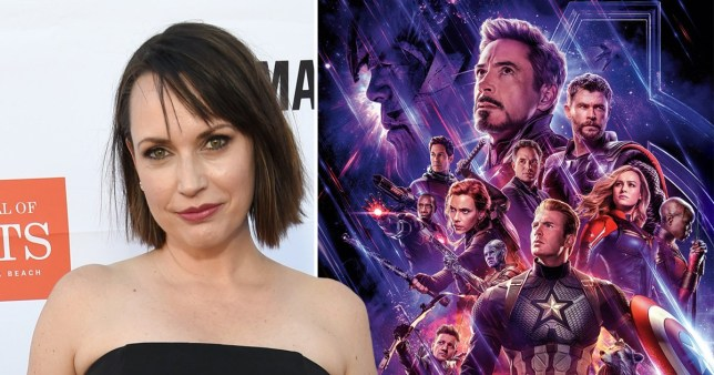 Avengers should have half female cast says Preacher's Julie Ann Emery as she chats women in sci-fi