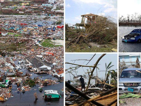 How to help the victims of Hurricane Dorian in the Bahamas