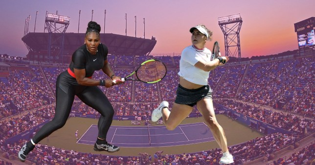 Serena Williams and Bianca Andreescu will meet at the US Open final