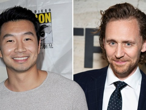Tom Hiddleston tells Simu Liu to be 'unapologetic' in playing first Asian Marvel superhero
