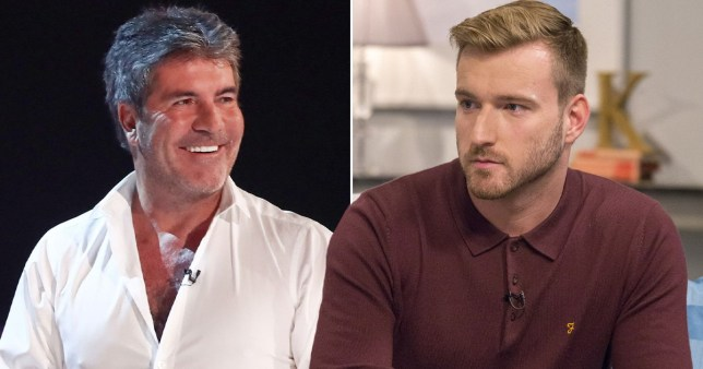 Simon Cowell apologises to Jai McDowall