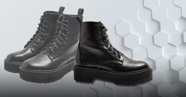 official photos 40db8 63676 Topshop is selling an affordable version of Dr Martens boots ...