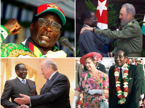 Robert Mugabe's most controversial quotes