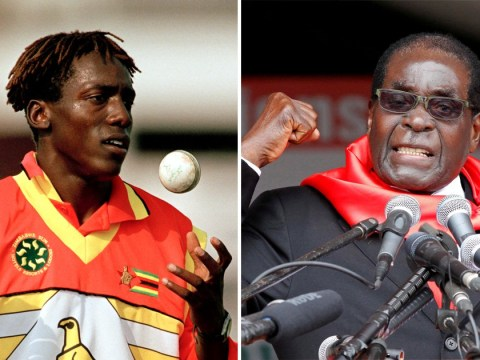 Exiled cricketer says Robert Mugabe will be remembered as 'vicious tyrant'