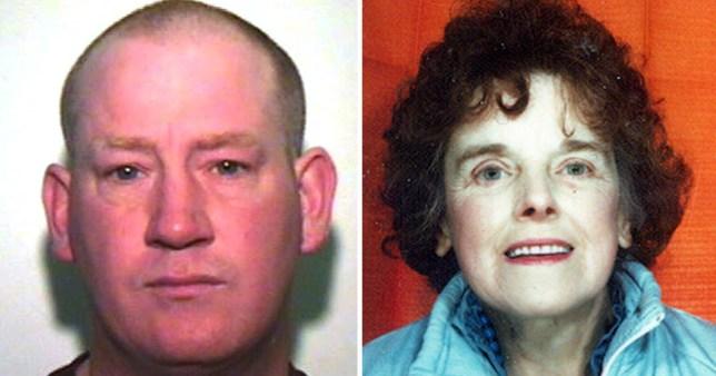 Shirley Leach killer Ian O'Callaghan jailed for raping girl