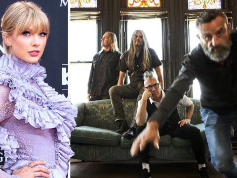 Taylor Swift fans have just found out who Tool are as they fight to keep Lover at number 1
