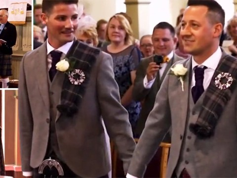 BBC hit with over 1,200 complaints after Songs Of Praise airs gay wedding