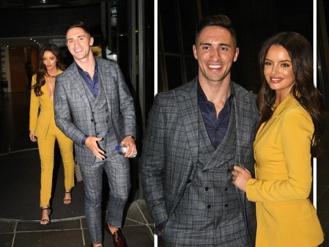 Love Island's Greg O'Shea parties in Dublin with Maura Higgins after confirming split from Amber Gill