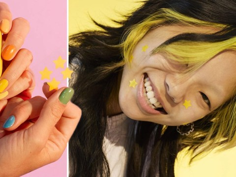 These star shaped pimple patches are an acne game changer