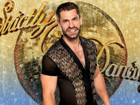 Emmerdale's Kelvin Fletcher confirmed to replace Jamie Laing on Strictly Come Dancing 2019