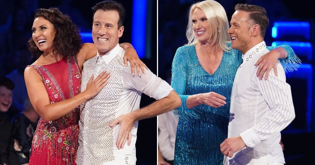 Strictly viewers shocked by some of this year?s pairings