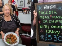 Fanny's faggots haven't gone down well after Google bans advert