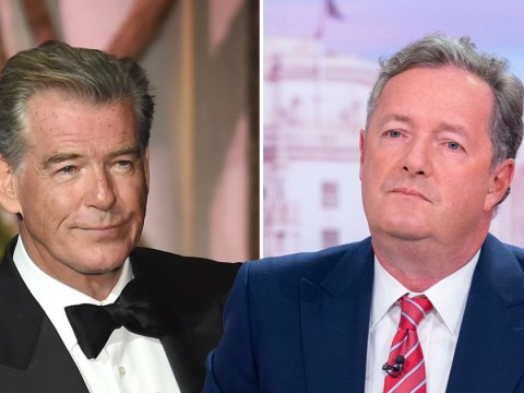 Piers Morgan claims Pierce Brosnan forced by 'woke Hollywood' to support female James Bond