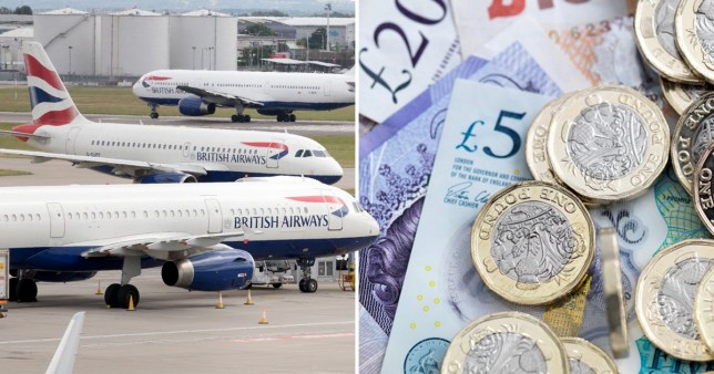 Your rights to compensation if you've been affected by the BA Pilot strike (Picture: PA)