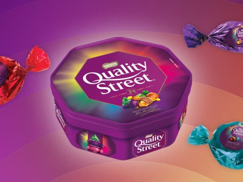 Quality Street introduces Chocolate Caramel Brownie sweets to its tins