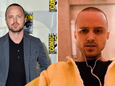 Aaron Paul teases a reunion in Breaking Bad movie El Camino with cryptic flashback post