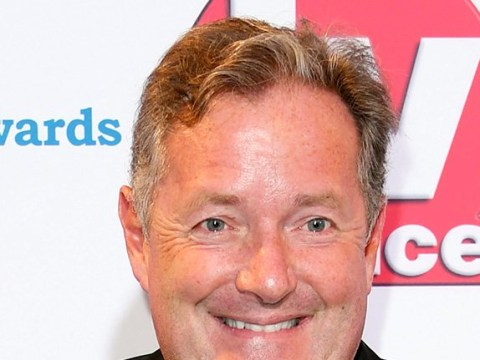 Piers Morgan brands This Morning team 'snivelling b*****ds' at TV Choice Awards