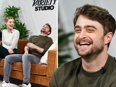 Daniel Radcliffe reckons he'd make a great Spider-Man: 'I love superhero movies'