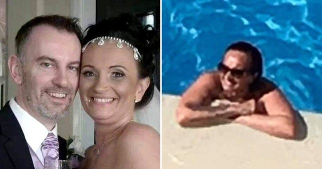 'Wedding scammer arrested' after picture of her sunning herself while on the run emerges