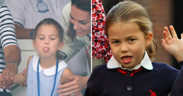 Princess Charlotte apparently liked the nickname 'Warrior Princess' (Picture: Getty, AP)