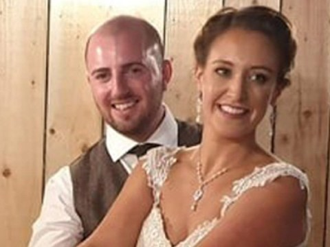 Couple's wedding ruined after cash and gifts are stolen from reception