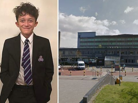 Tributes pour in for 'beautiful' boy, 12, knocked off bike and killed