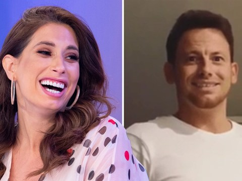 Stacey Solomon jokes Loose Women is trying to split her and Joe Swash up as she gets annoyed at him for 'existing'