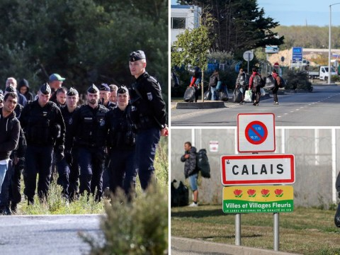 Britain braced for more migrants as Calais camp is cleared