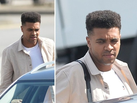 Emmerdale's Asan N'Jie leaves ITV Studios after he was sacked for threatening to stab Hollyoaks star