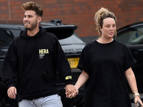 Charlotte Crosby and Josh Ritchie go furniture shopping to fill new five bedroom home
