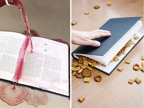 The 'don't have a bookmark?' viral trend will haunt all bookworms