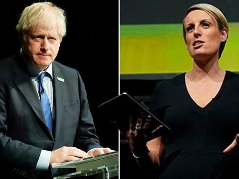 BBC star apologises for mocking Boris Johnson over 'girly swot' remark