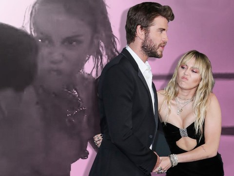 Fans think Miley Cyrus throws shade at Liam Hemsworth in new single Don't Call Me Angel