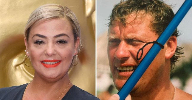 Lisa Armstrong shares emotional tribute to 'hero' late dad amid divorce talks with Ant McPartlin
