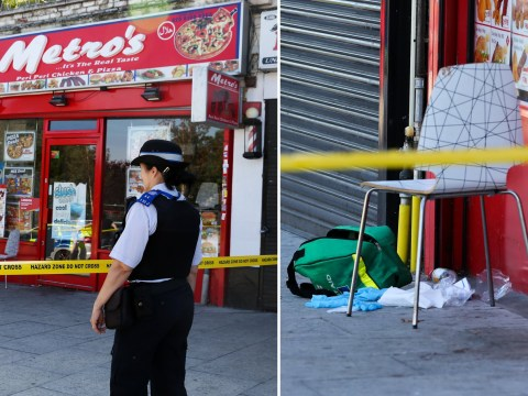 London murder toll rises to 108 after man stabbed in chicken shop