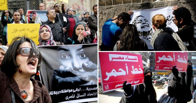 Alleged rape victim may be charged with murder in Egypt