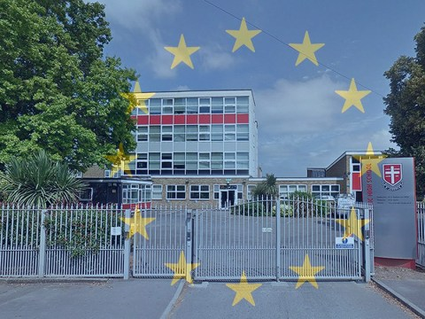 Students accuse teachers of peddling 'anti-Brexit propaganda' at school