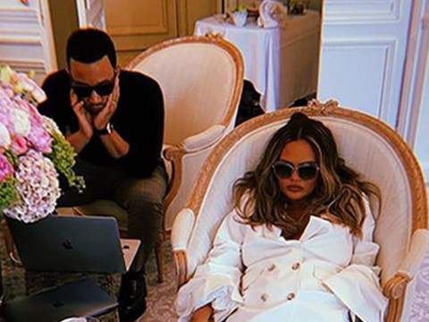Chrissy Teigen tells fans how marriage with John Legend is going in savage anniversary post