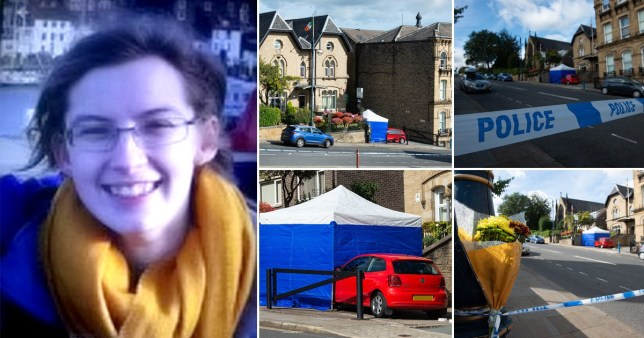 Bethany Fields was pronounced dead at the scene in Huddersfield