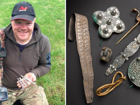 Church sues metal detector for share of £2,000,000 Viking treasure find