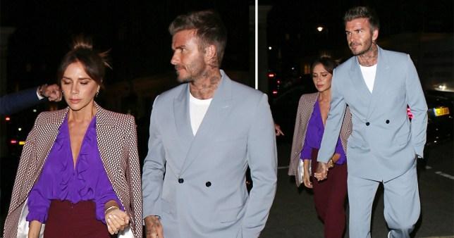 David Beckham dating
