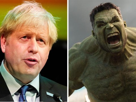 Mark Ruffalo tells Boris Johnson 'the Hulk only fights for the good'
