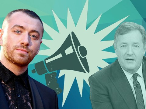 Piers Morgan suggests Sam Smith came out as non-binary 'for publicity'