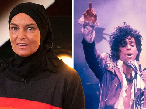 Sinead O'Connor claims Prince 'tried to beat her up and chased her in his car' in 'frightening' physical fight